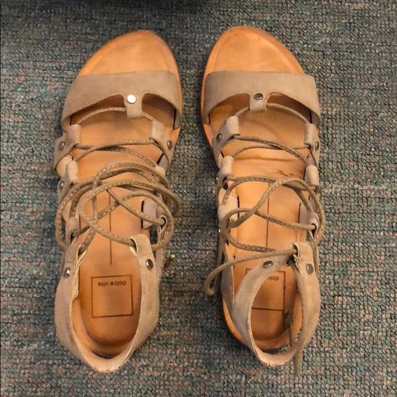 Dolce Vita Shoes - Dolce Vita Jasymn Ghillie Sandal